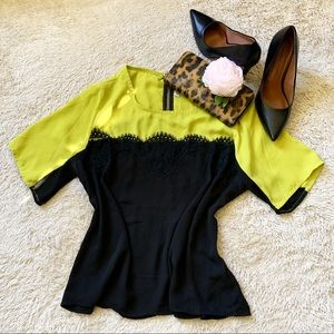 Chic Lace Top 45